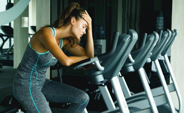 Pretiravanje z rekreacijo lahko pripelje do kronične utrujenosti. Foto Shutterstock