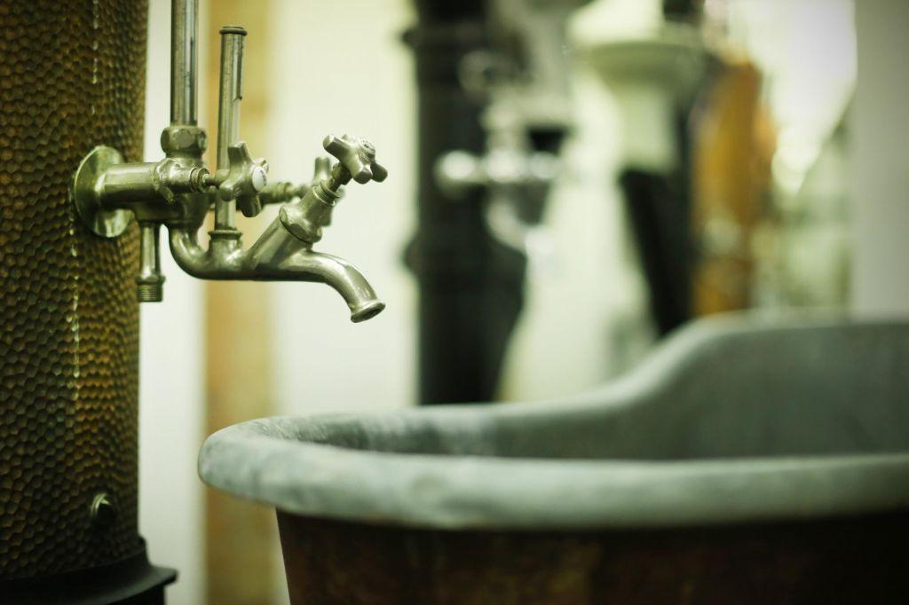 V mojo hišico pitna voda ni pritekla
