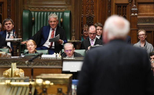 Njegovega naslednika bodo izbrali v ponedeljek. FOTO: Jessica Taylor via Reuters