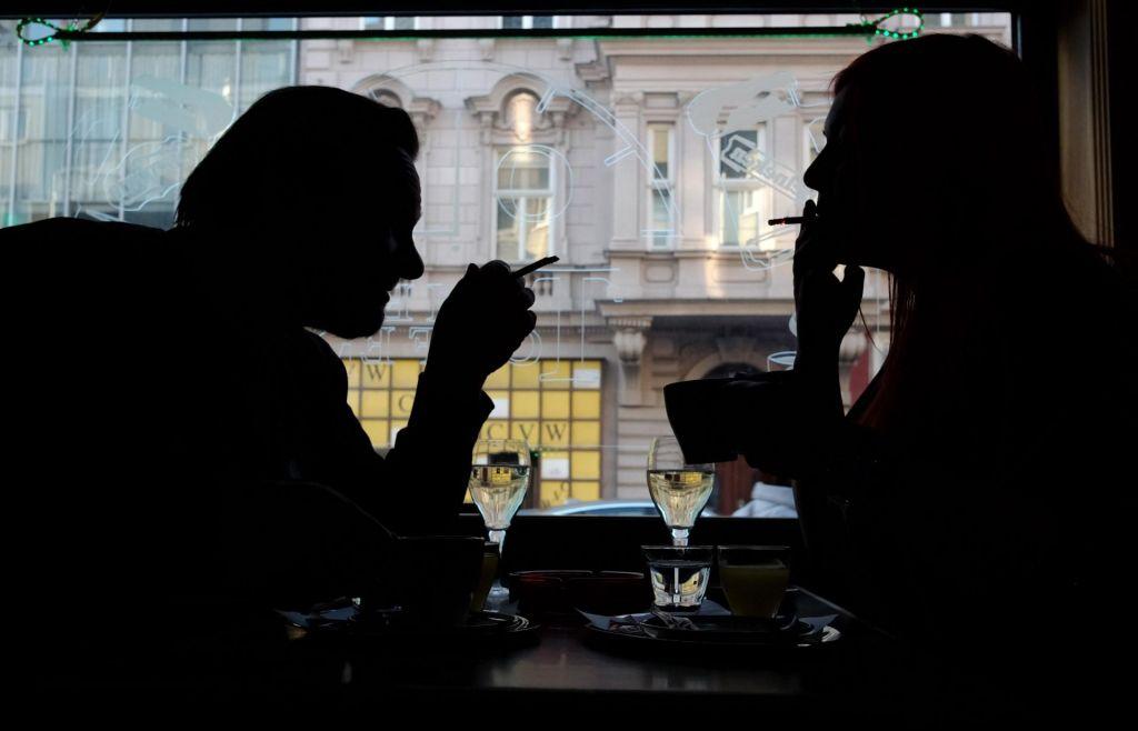 V Avstriji od danes prepoved kajenja v vseh gostinskih lokalih
