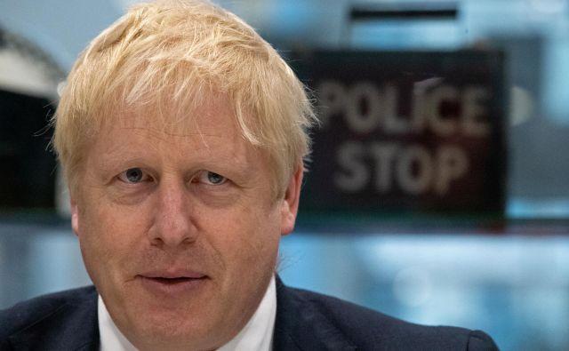 Boris Johnson FOTO: Reuters