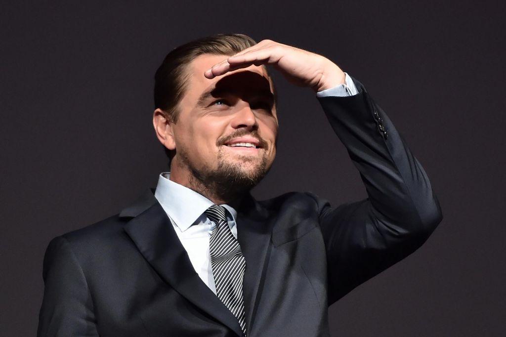 DiCaprio mlado aktivistko označil za»voditeljico našega časa«
