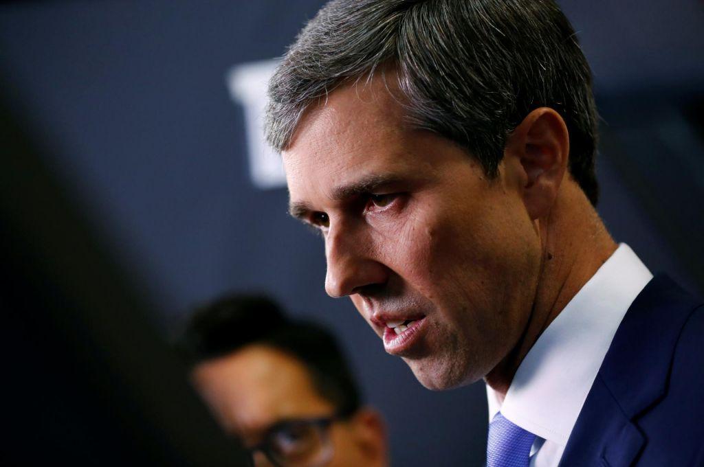Teksašan O'Rourke odstopil od demokratske predsedniške tekme