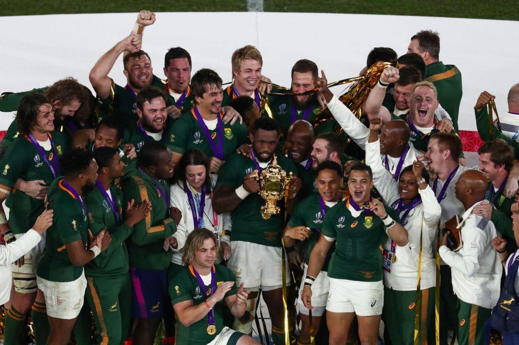 Južnoafričani so novi svetovni prvaki