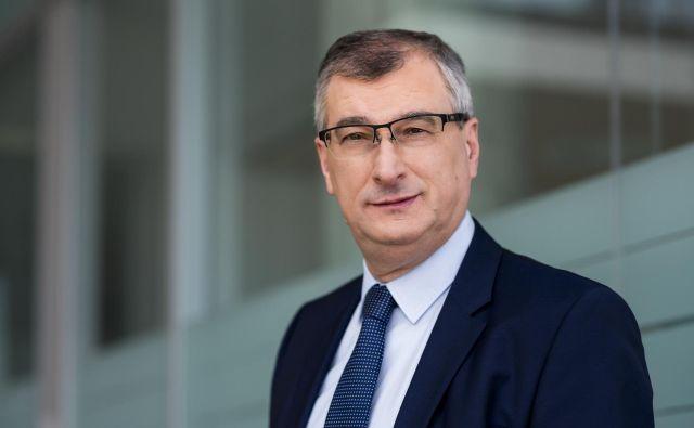 mag. Željko Puljić, glavni direktor Iskratela. FOTO: Iskratel