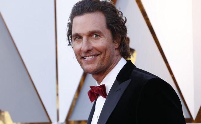 Matthew McConaughey je po duši Teksačan, Kalifornija pa je njegov drugi dom. FOTO: Reuters