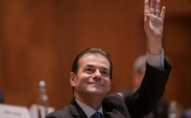 Orban je napovedal, da bo njegova prva naloga v Bruselj poslati ime novega kandidata za evropskega komisarja.FOTO: Reuters