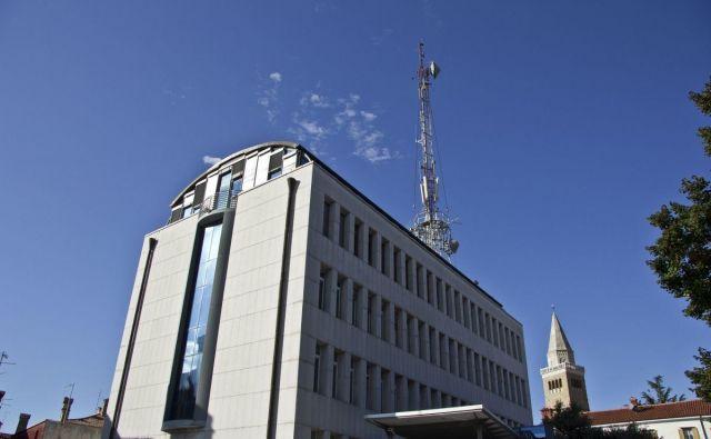 Regijski center RTV v Kopru. Foto Www.rtvslo.si