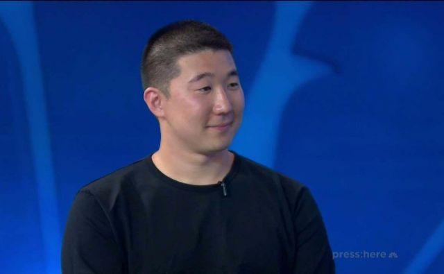 Mladi poslovnež Howie Liu stavi na tabele za širok krog uporabnikov. Foto Airtable