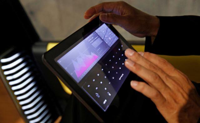 Kakovostni podatki pomagajo pri dobrih odločitvah tudi zunaj pisarne. FOTO: Reuters