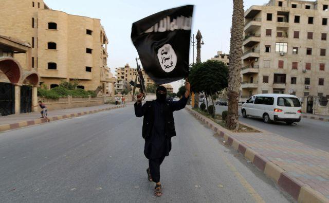 Veliko pripadnikov Islamske države, ki so se prej borili v Siriji in Iraku, z bojem nadaljuje na Sinajskem polotoku. FOTO: Reuters