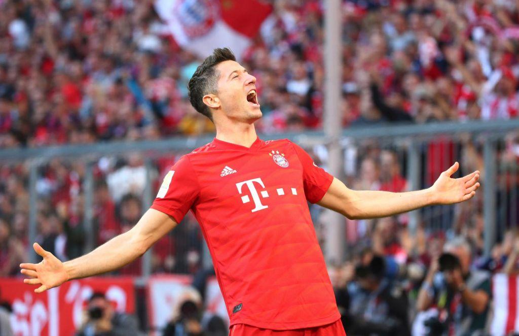 Lewandowski še enkrat proti Sloveniji