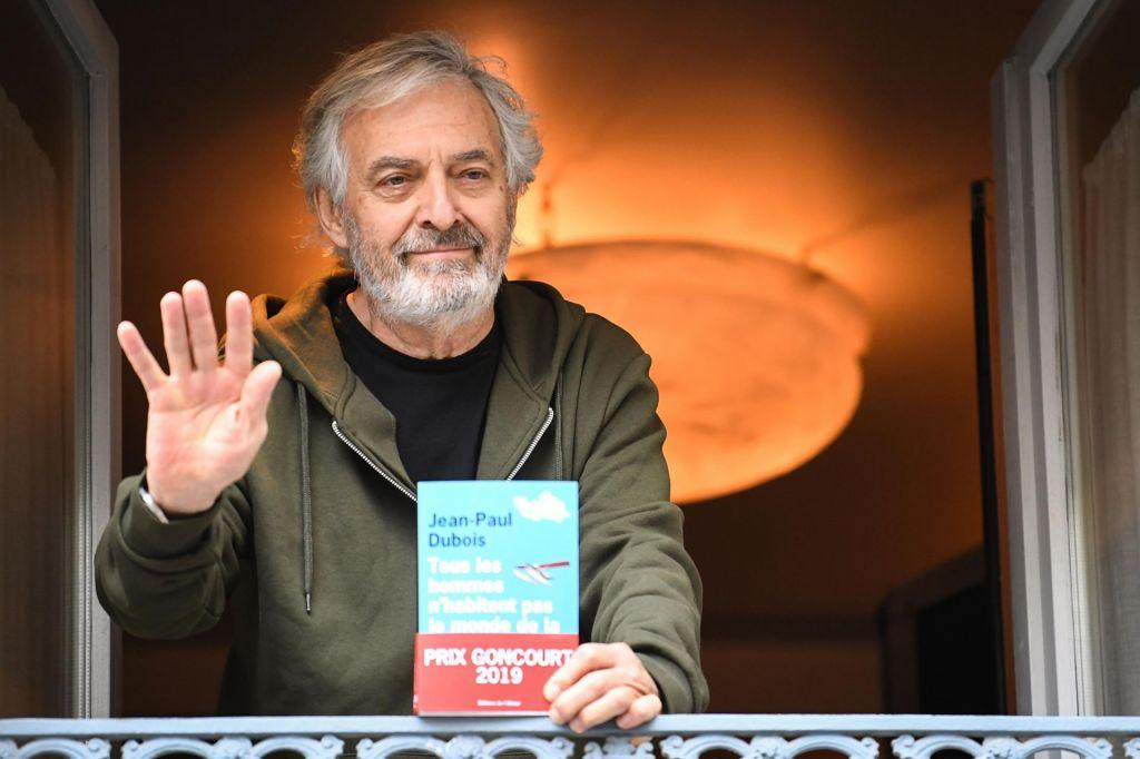 Jean-Paul Dubois je letošnji Goncourtov nagrajenec