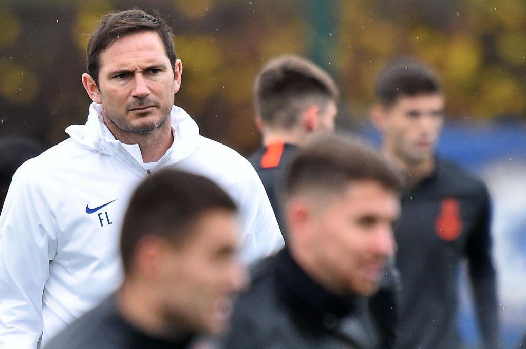 FOTO:Lampard ne čaka na Lozano, zadovoljen s tem, kar ima