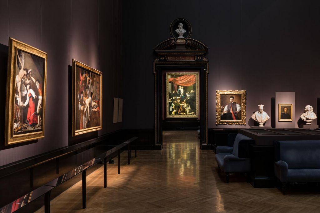 FOTO:Caravaggio in Bernini sta osvojila Dunaj