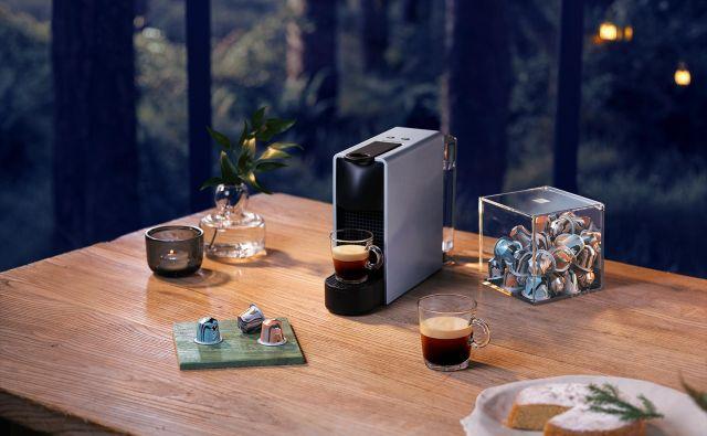 Doživite hygge z novo linijo kave Nespresso, ki jo je navdahnil skandinavski slog. FOTO: Nespresso
