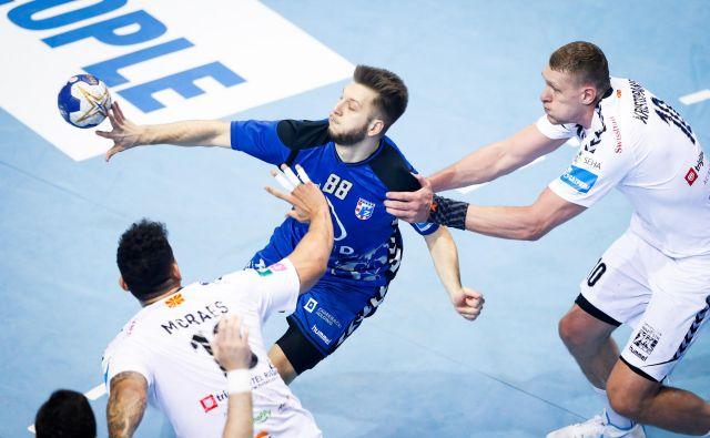 Aleks Vlah se je dobro znašel v Zagrebu, kamor je prišel sredi prejšnje sezone. FOTO: Uroš Hočevar