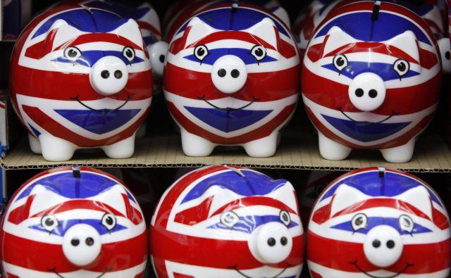 Združeno kraljestvo odhaja na bližnje parlamentarne volitve sredi popolnega političnega kaosa. Foto Reuters