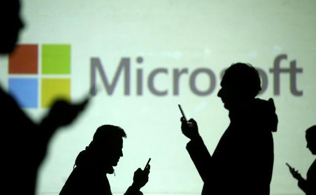 Microsoftov projekt je bil pilotni, tako da še ni jasno, ali bodo te spremembe dejansko uvedli v pisarnah in na daljši rok. FOTO: Dado Ruvic/Reuters