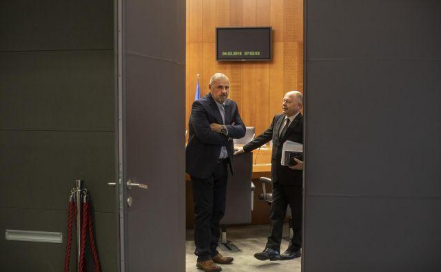 Minister za kulturo je sprejetje tega zakona kot eno od prioritet mandata izpostavljal že kot kandidat. FOTO: Voranc Vogel/Delo