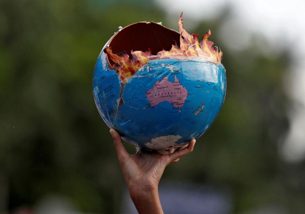 FOTO:Več kot 11 tisoč znanstvenikov, med njimi tudi iz Slovenije, svari pred podnebnimi izrednimi razmerami