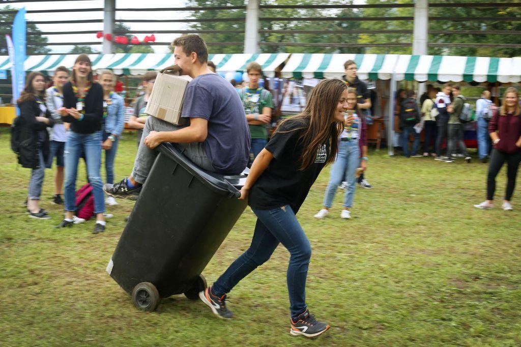 FOTO:O pretiravanju s športno rekreacijo