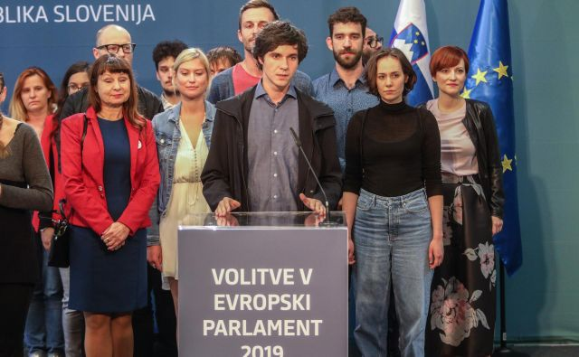 Levica: Vlada je dokončno prekinila sodelovanje. FOTO: Voranc Vogel/Delo