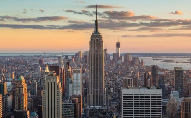 Eden najznamenitejših nebotičnikov na svetu je ime dobil po vzdevku za zvezno državo New York. FOTO: Wikipedija