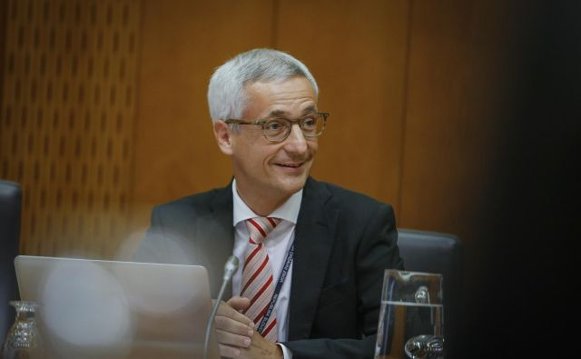 Jernej Pikalo FOTO: Jože Suhadolnik/Delo