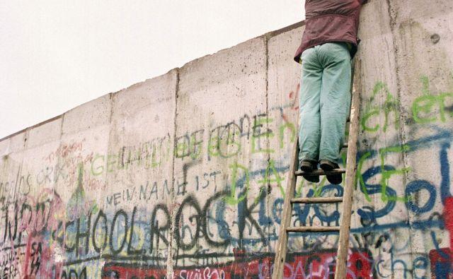 Zadnji dnevi berlinskega zidu