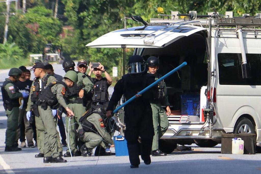 Napad na nemirnem jugu Tajske zahteval najmanj 15 življenj