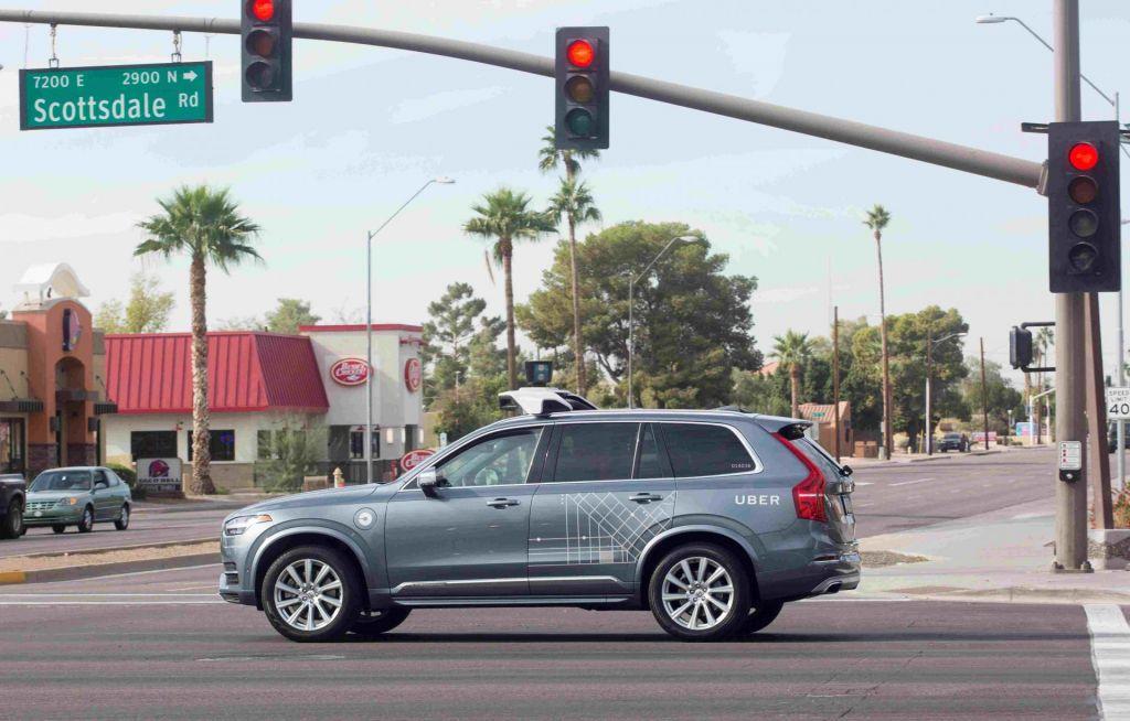 Usodni Uberjev samovozeči avto je imel težave s programsko opremo