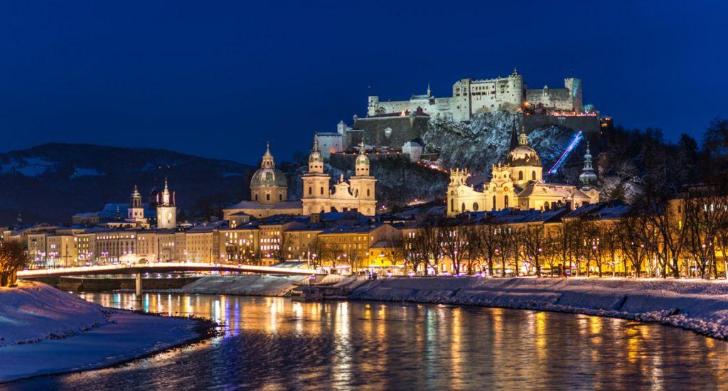 Skrivnosti mesta Salzburg