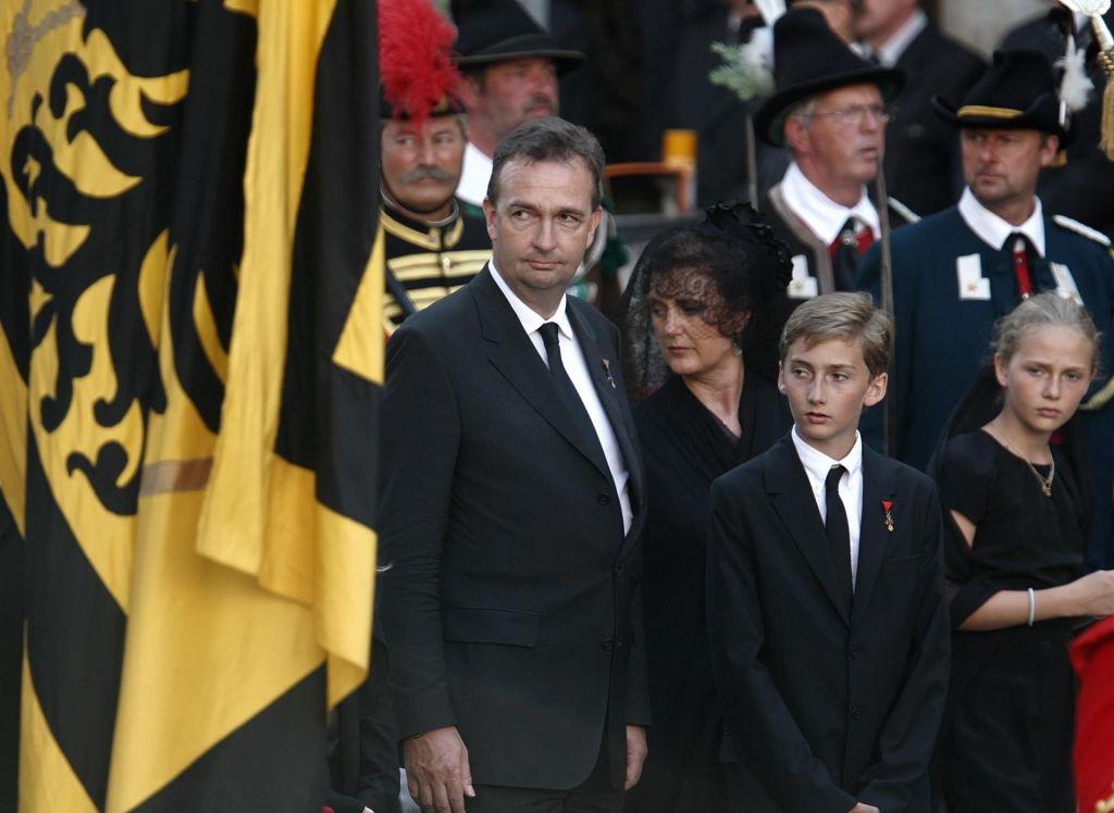 Habsburg ni več von