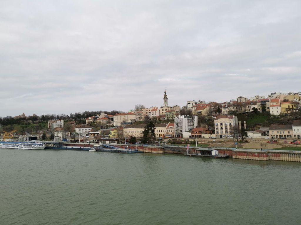 Beograd zapušča po samo osmih mesecih