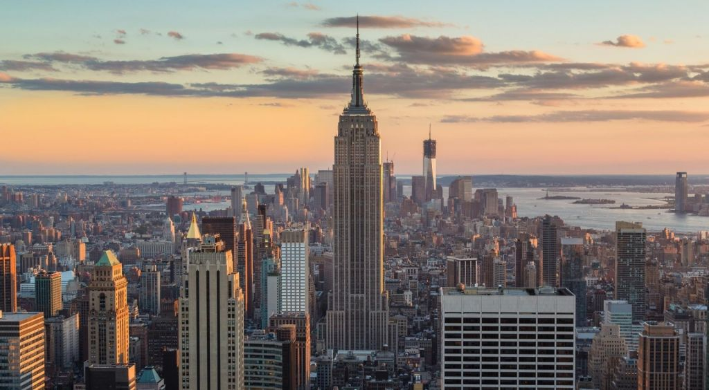 FOTO:Prenovili 102. nadstropje najbolj znane stavbe na svetu