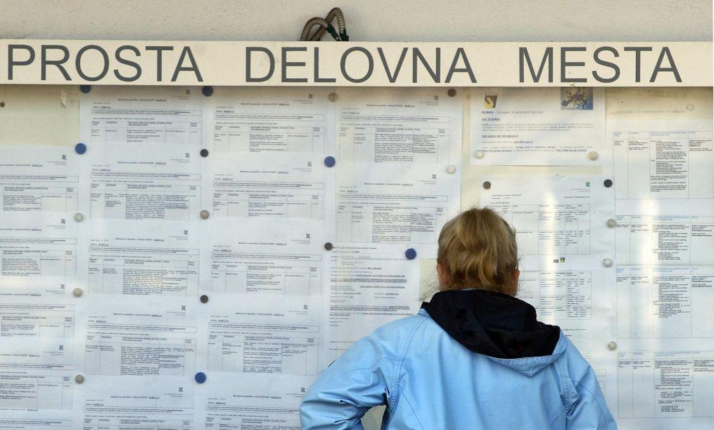Študenti in Adria povečali število brezposelnih