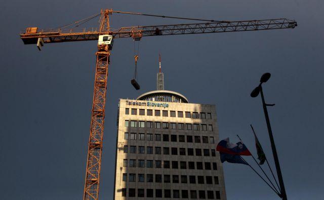 Telekom sam ima po devetih mesecih 29,6 milijona evrov čistega dobička, kar je 31 odstotkov več kot v istem lanskem obdobju. FOTO: Roman Šipić/Delo