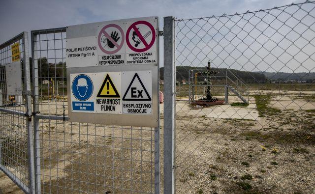 Nemoteno preskrbo z zemeljskim plinom na območju Grosuplja so ponovno vzpostavili. FOTO:Voranc Vogel/Delo