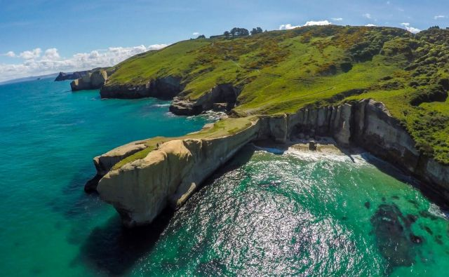 Novozelandci bi svojo čudovito naravo radi ohranili za zanamce. FOTO: NZ Turism