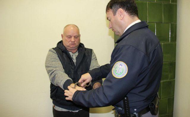 Štefanu Mitroviču bodo sodili še enkrat. FOTO: Tanja Jakše Gazvoda