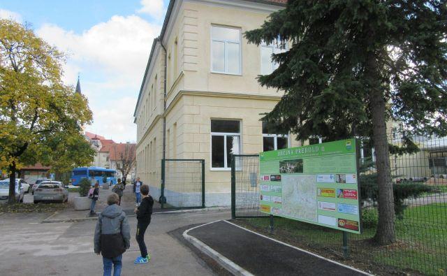 Za vse otroke bo v Osnovni šoli Prebold prostor predvidoma konec meseca. FOTO: Špela Kuralt/Delo