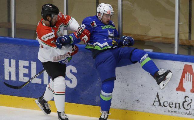 Anže Kuralt se je proti Belorusiji odrezal z odlično igro. FOTO: Jože Suhadolnik/Delo<br />