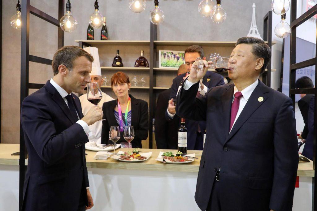 FOTO:Xijeve pesmi, evropske sanje