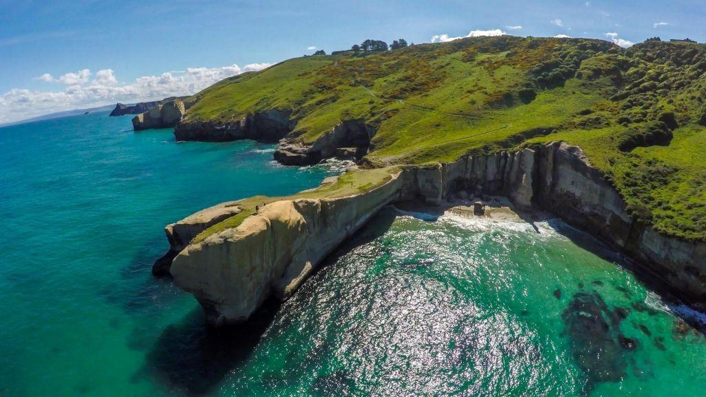 FOTO:Nova Zelandija z novim zakonom do ničelnih izpustov ogljika