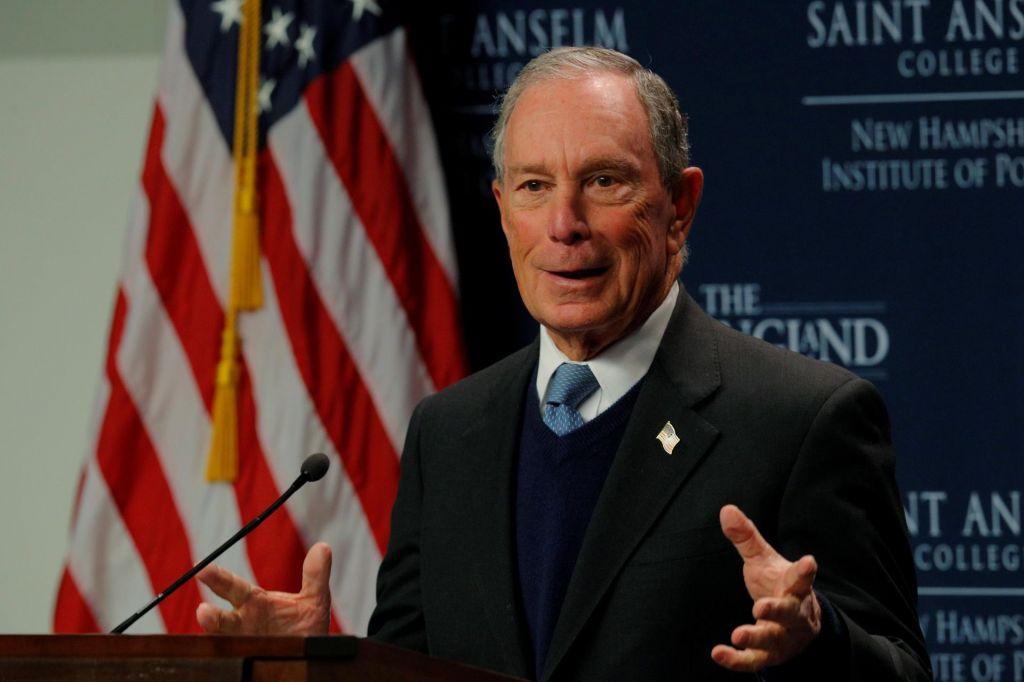 Michael Bloomberg razmišlja o vstopu v ameriško predsedniško tekmo