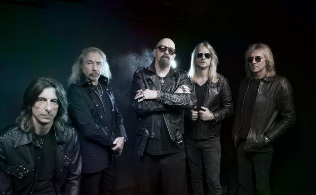 Judas Priest - 50 let heavy metala. Foto Arhiv Organizatorja