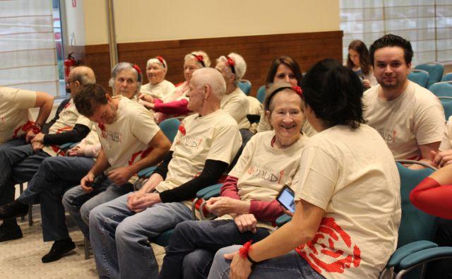 Skrbništvo omogoča bolnikom in svojcem boljše življenje. Foto Blaž Močnik