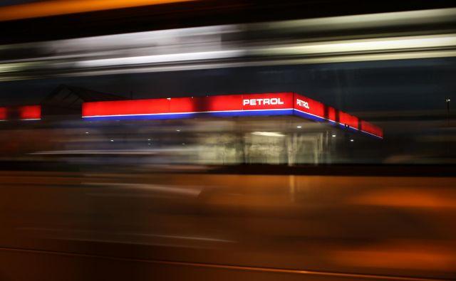 Petrol je opredeljen kot pomembna naložba. Foto Jure Eržen