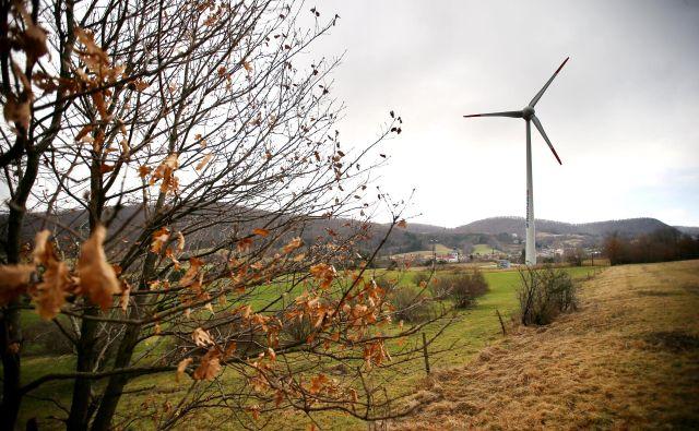 Nove vetrnice so zmogljivejše od sedanjih. FOTO: Jože Suhadolnik